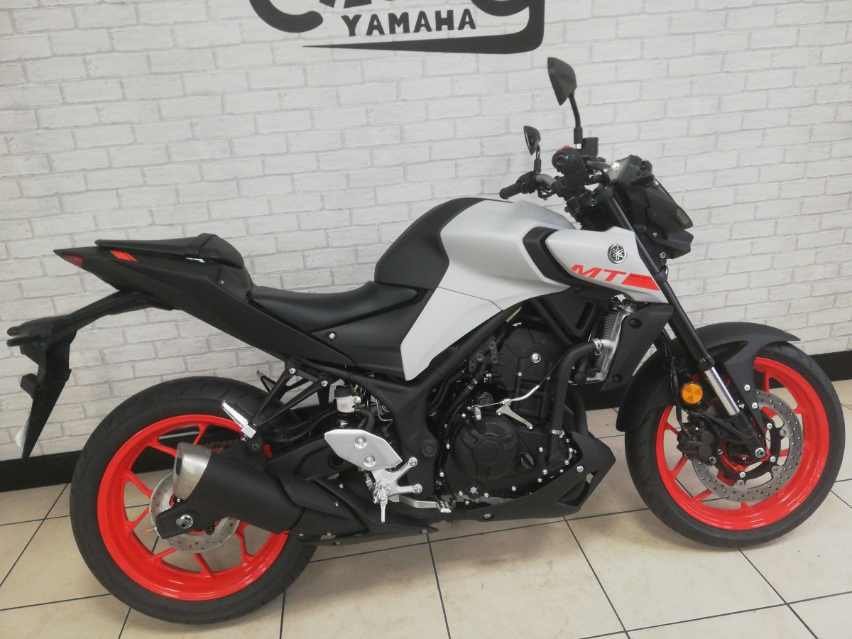 2020 Yamaha MT-03 ABS