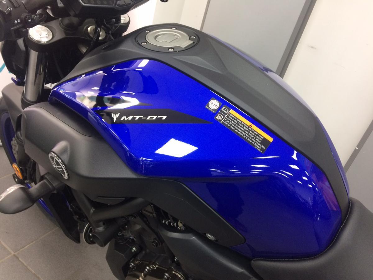2020 Yamaha MT-07 ABS