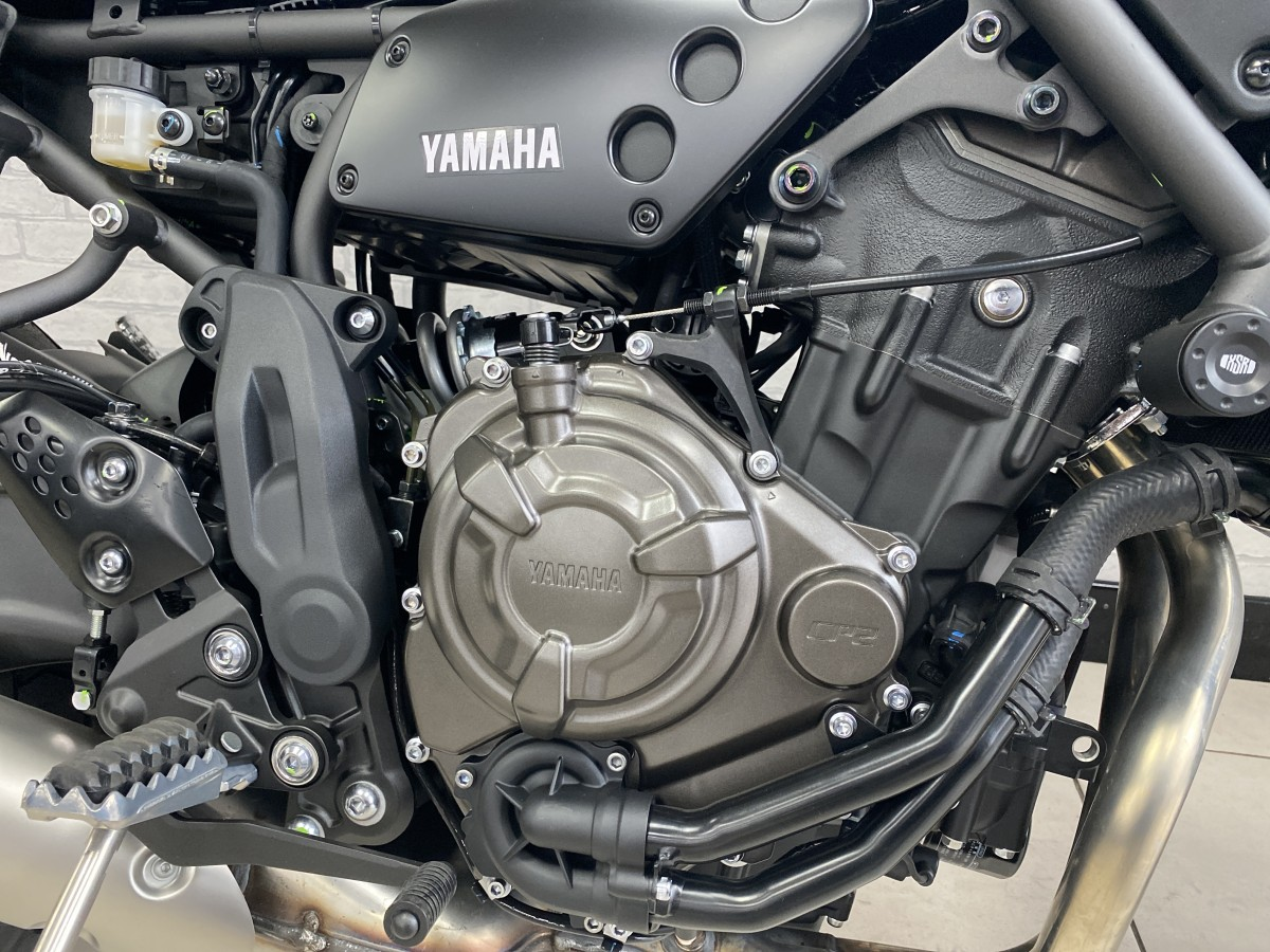 Yamaha XSR700 ABS TRIBUTE 2020