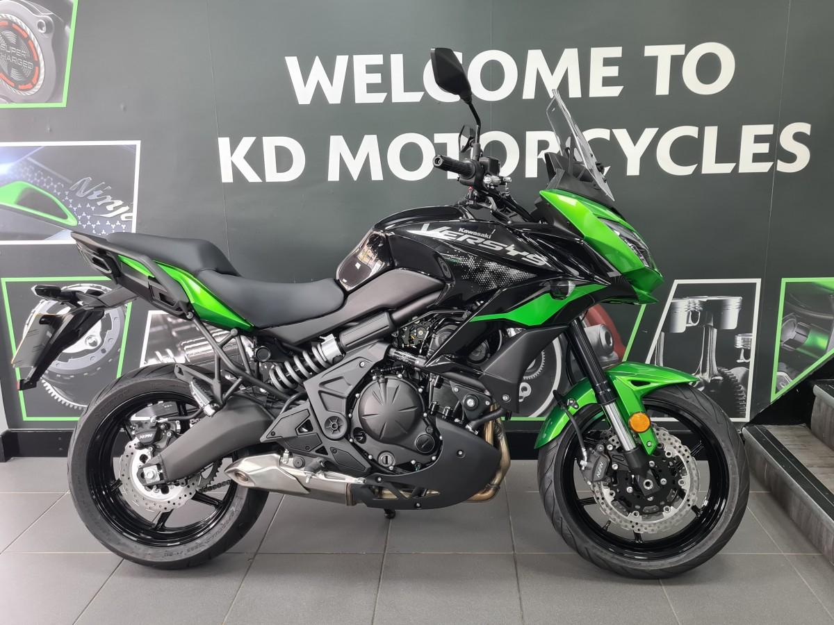 Kawasaki VERSYS 650 2021
