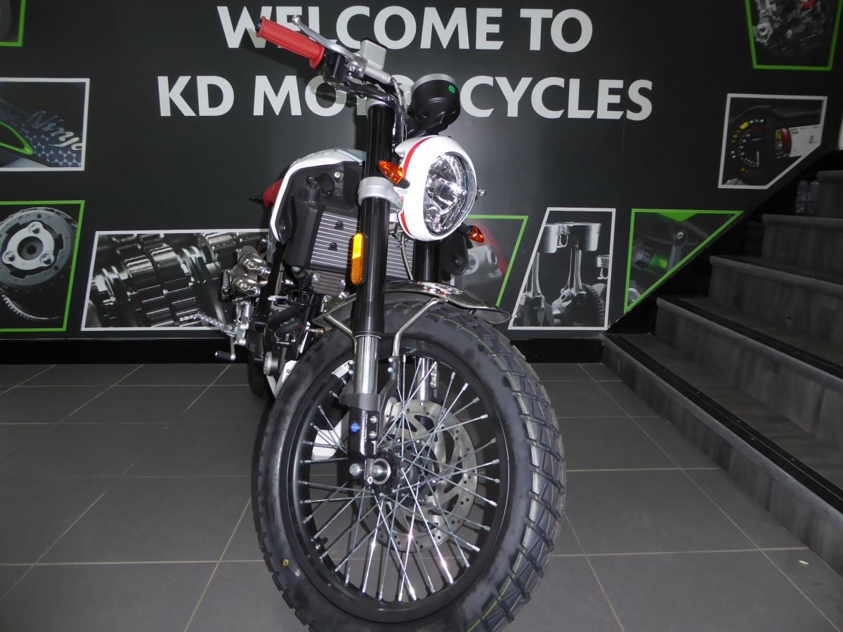 FB MONDIAL HPS 125cc LTD 2020