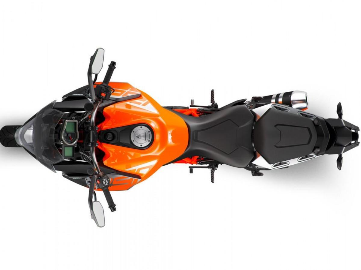 2018 KTM 1290 SUPER DUKE GT