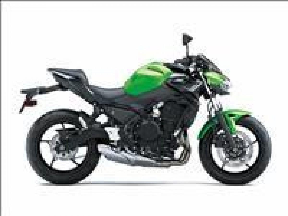 Kawasaki Z650 ER650KLFA 2020