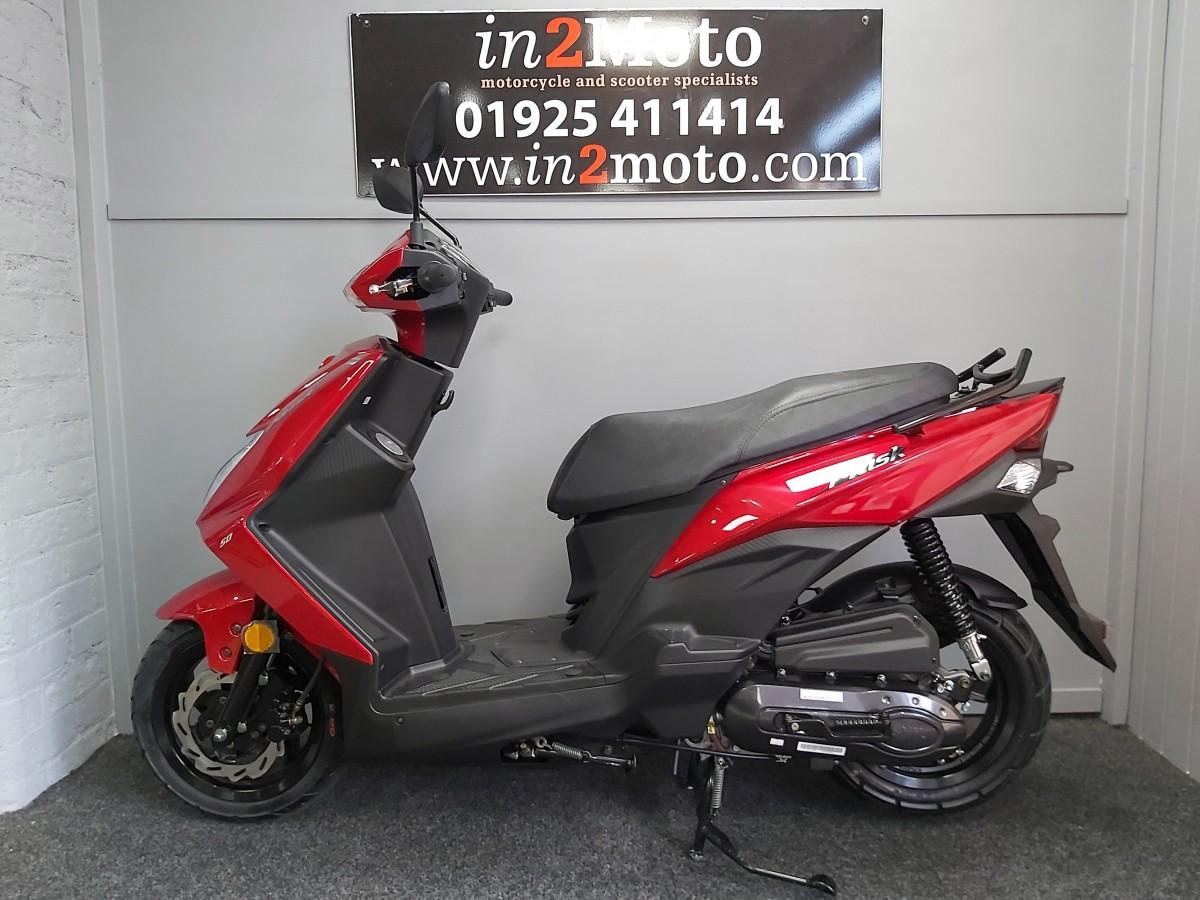 SYM MASK 50cc 2021