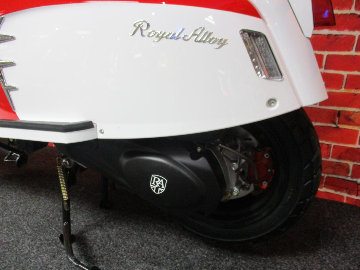 ROYAL ALLOY GT 125i 2020