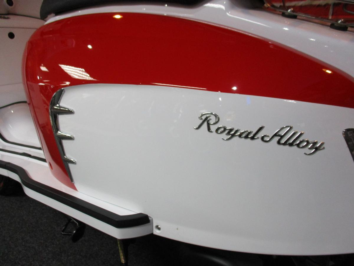ROYAL ALLOY GT 125i 2020