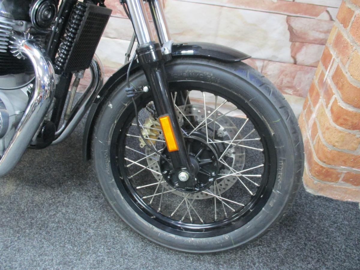 ROYAL ENFIELD CONTINENTAL GT 650 2020