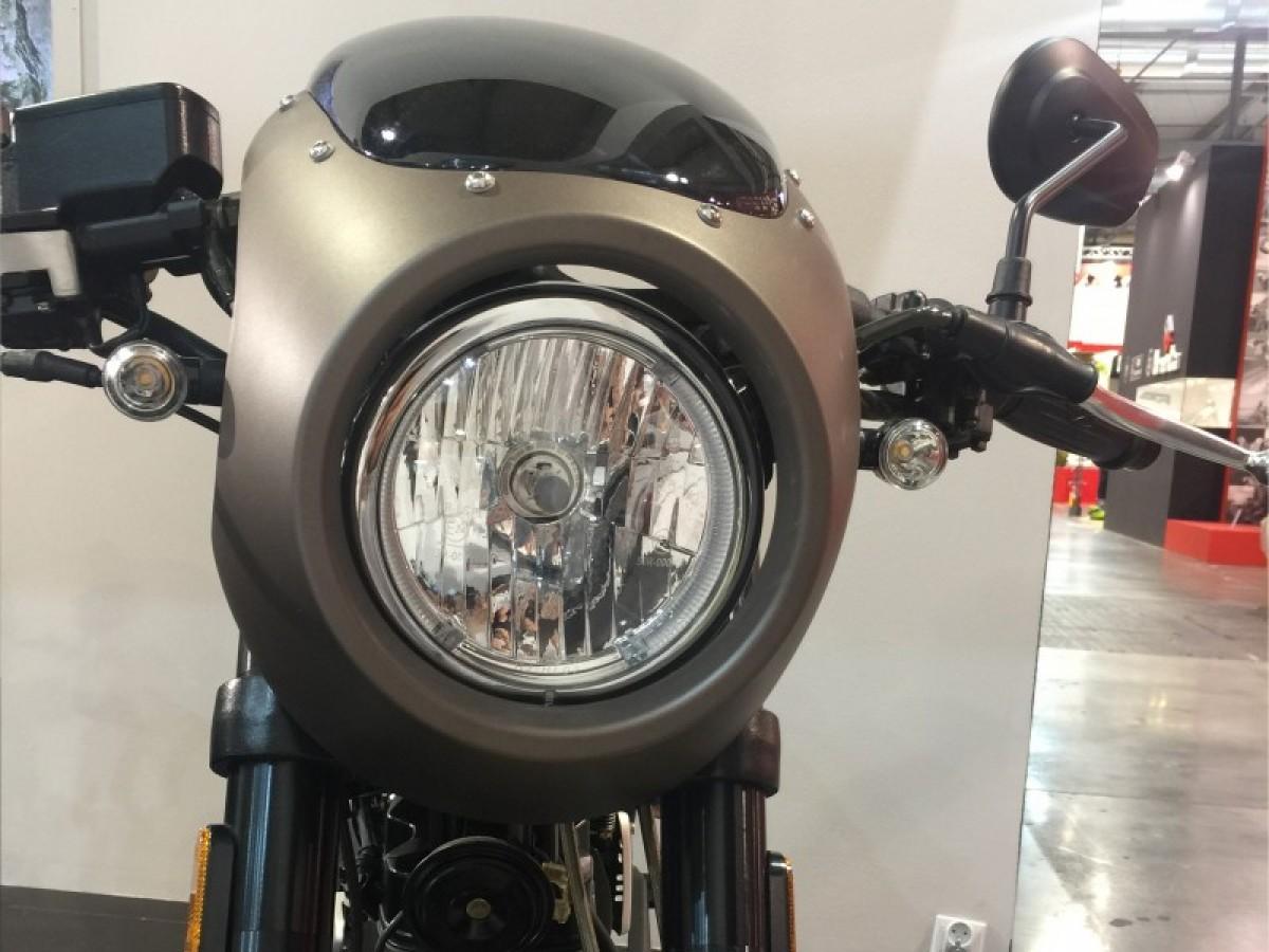 HANWAY MOTOR LTD MUSCLE 2021