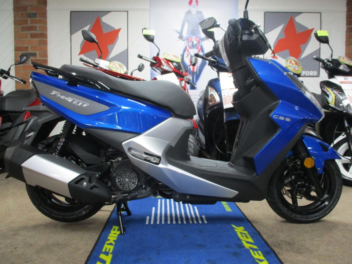 SYM FNX 125 2020