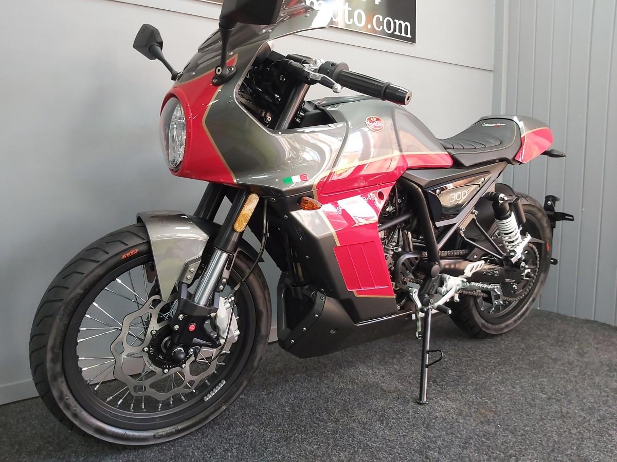 MONDIAL SC 300 HPS PAGANI 2021
