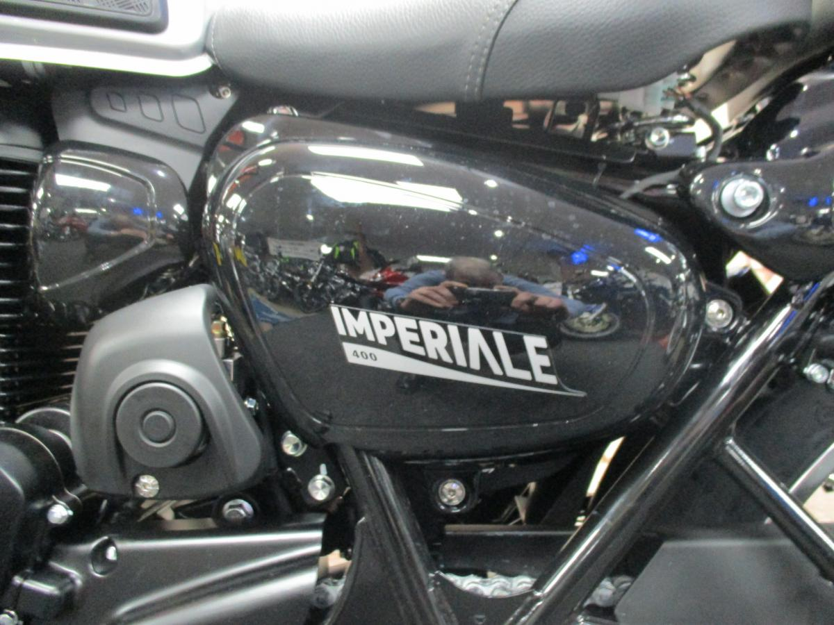 2020 Benelli IMPERIALE 400