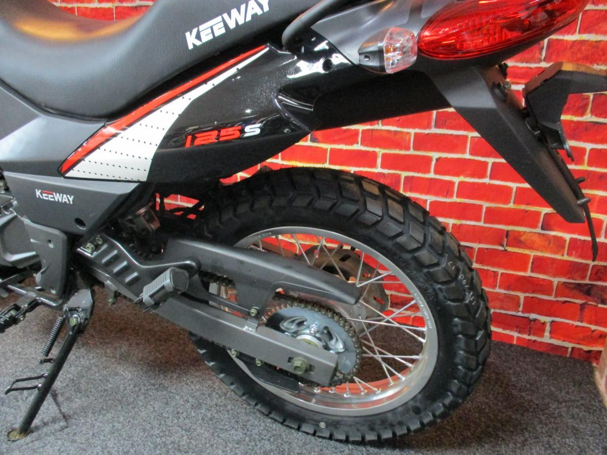 KEEWAY TX 125 TRAIL 2020