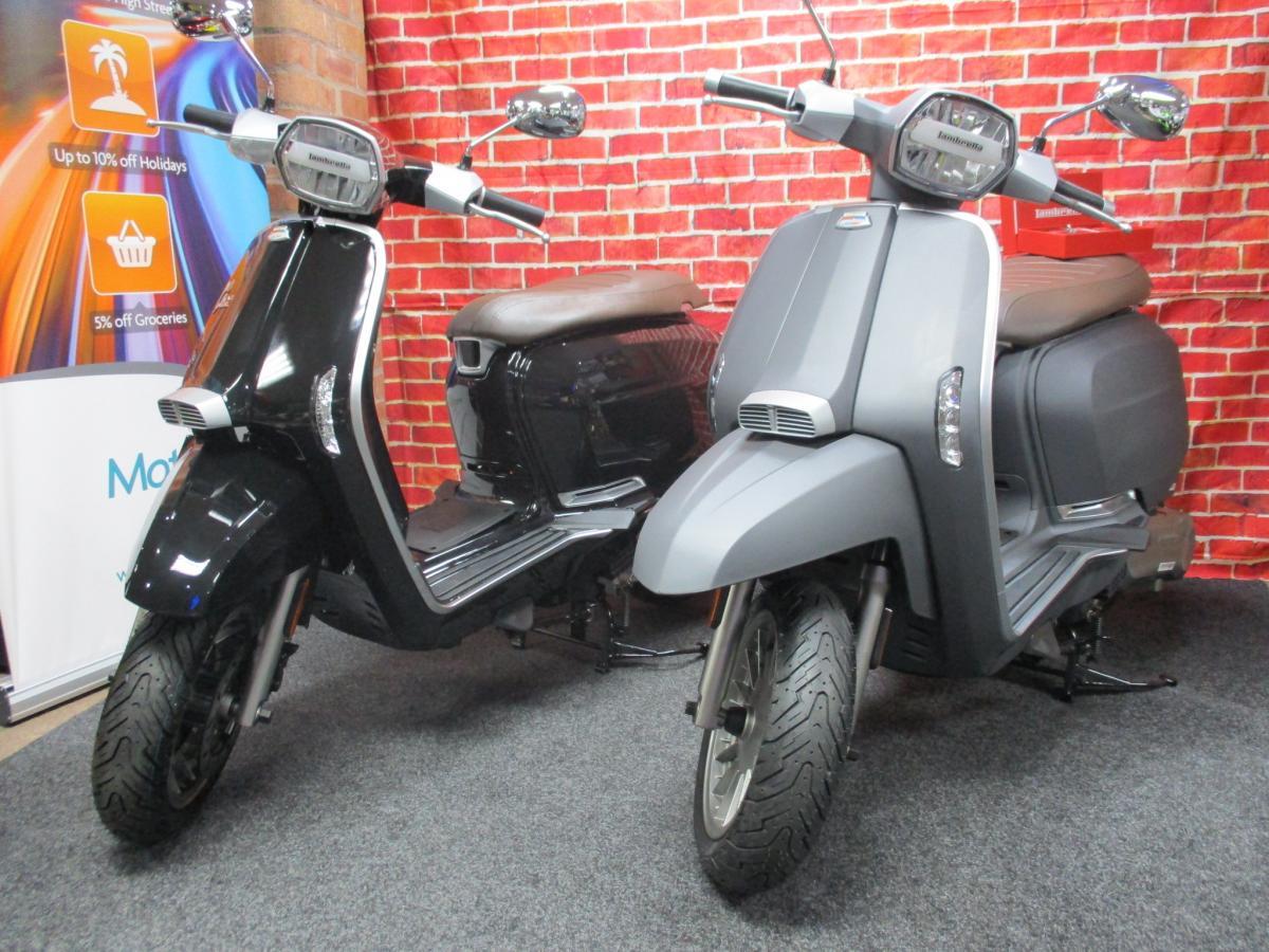Lambretta V SPECIAL 125 2020