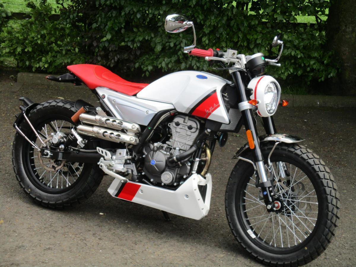 MONDIAL HPS125 S E4 2020