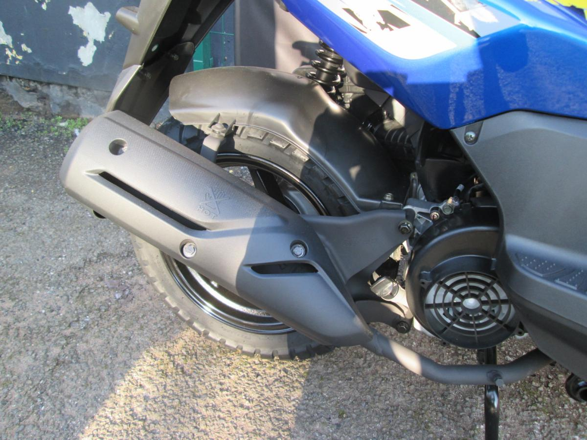 SYM CROX 125cc 2020