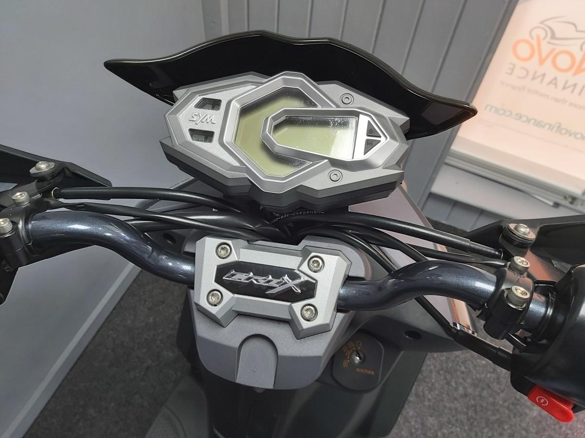SYM CROX 125cc 2021
