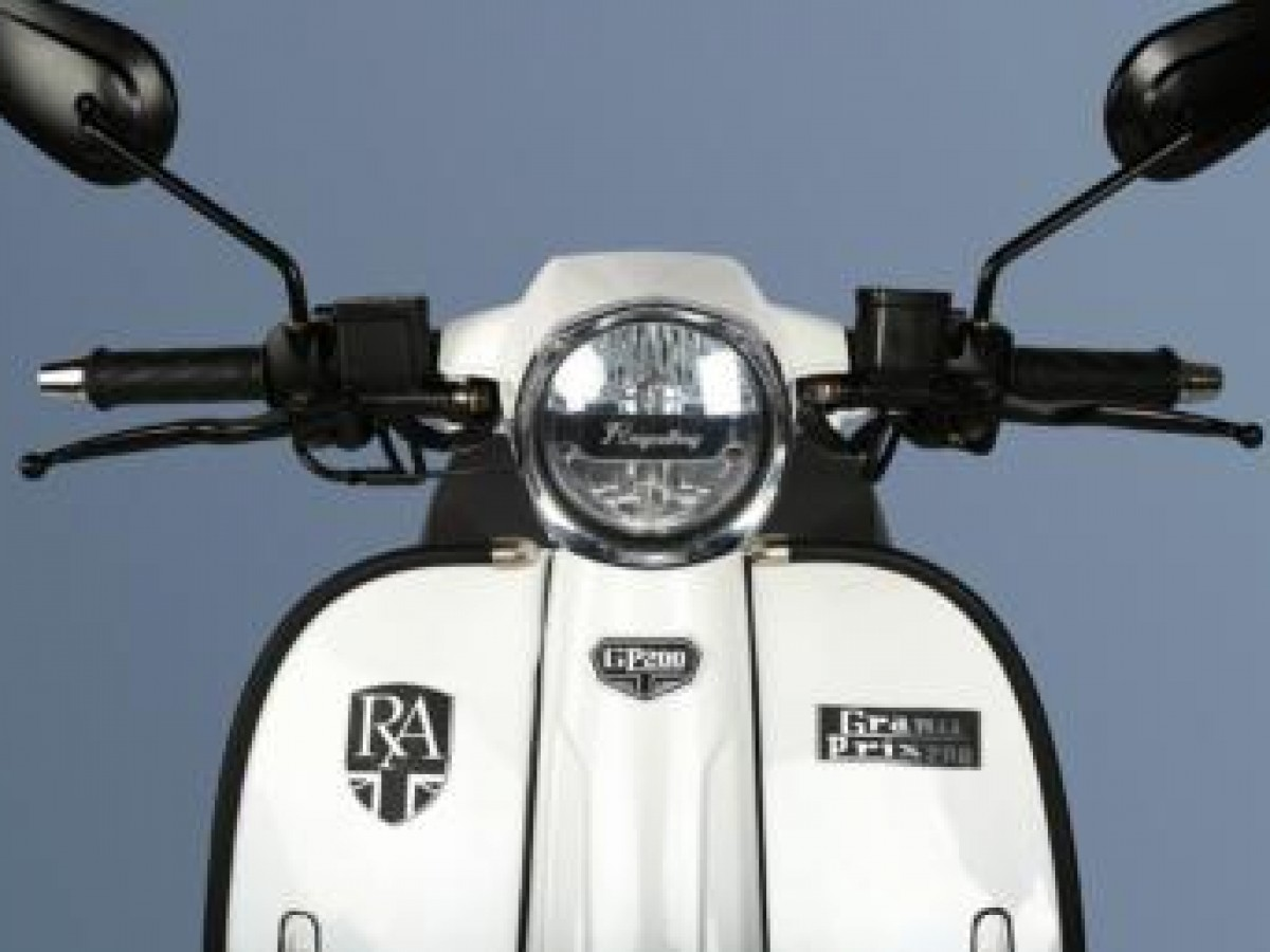 ROYAL ALLOY GP 125 AC 2020
