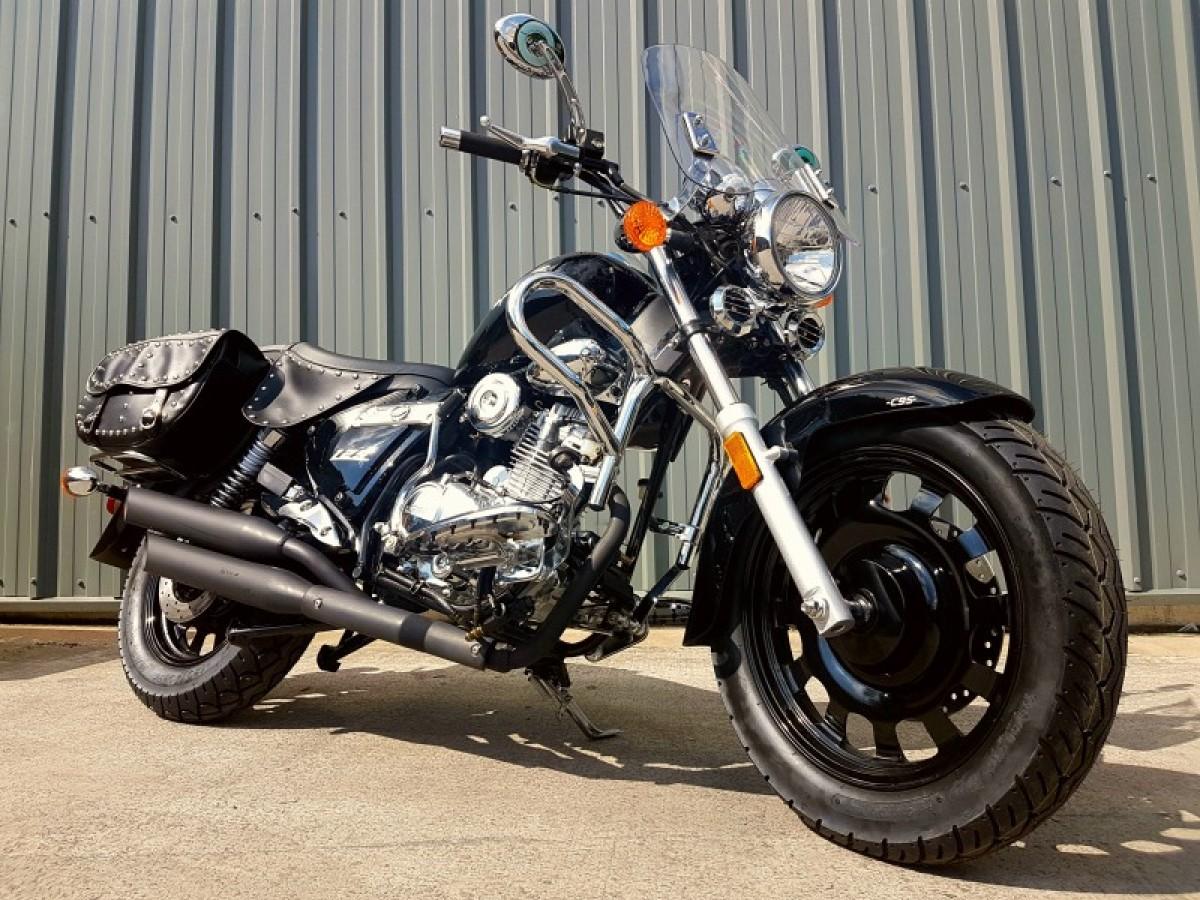 KEEWAY SUPERLIGHT 125cc SE 2021