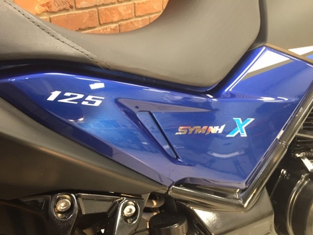 2020 SYM NH X 125