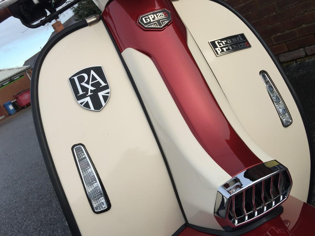 Royal Alloy GP 125cc S LC 2020
