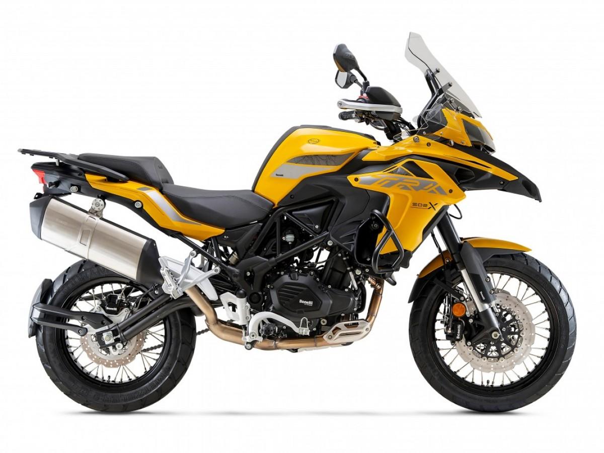 BENELLI TRK502X E4 model 2020