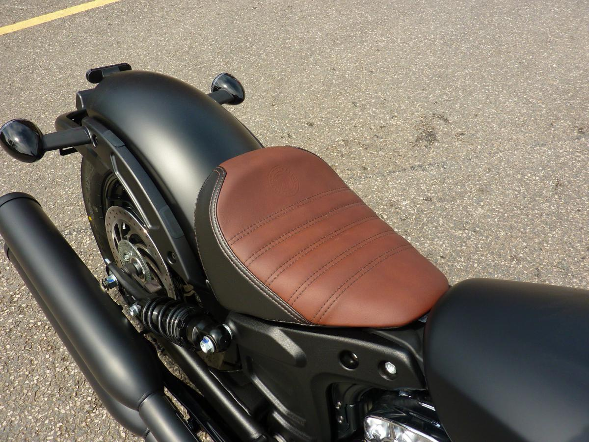 INDIAN SCOUT BOBBER 2021