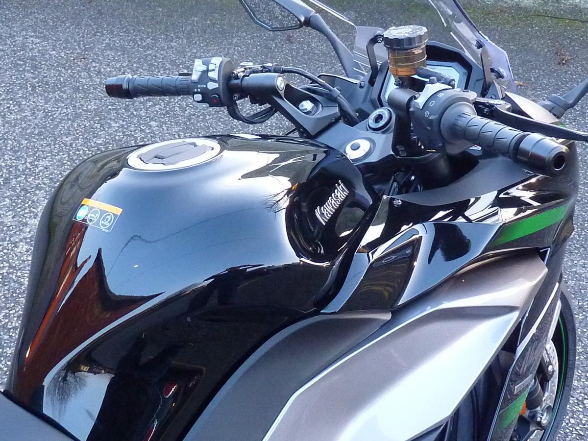 KAWASAKI Ninja 1000SX SE  ZX1002KLFA 2020