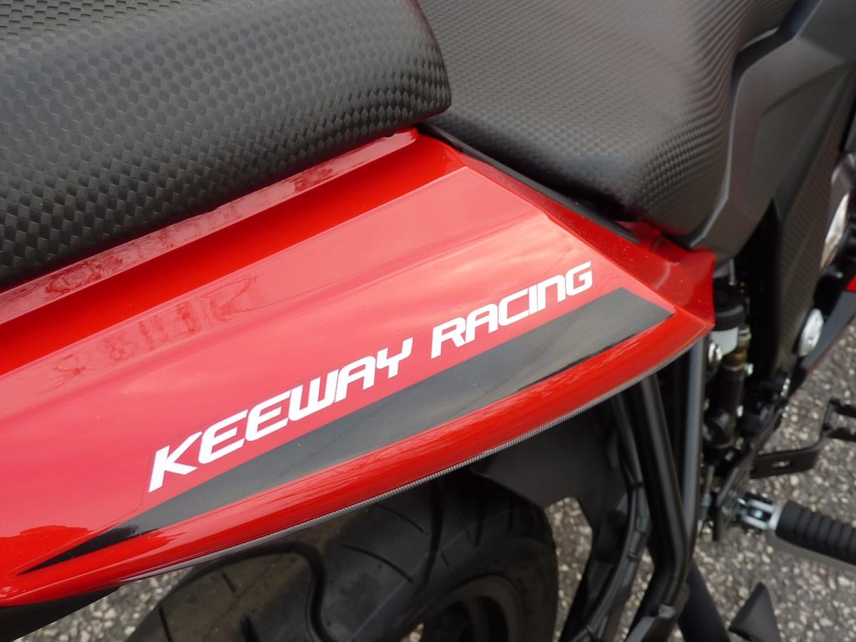 KEEWAY RKR125 2020