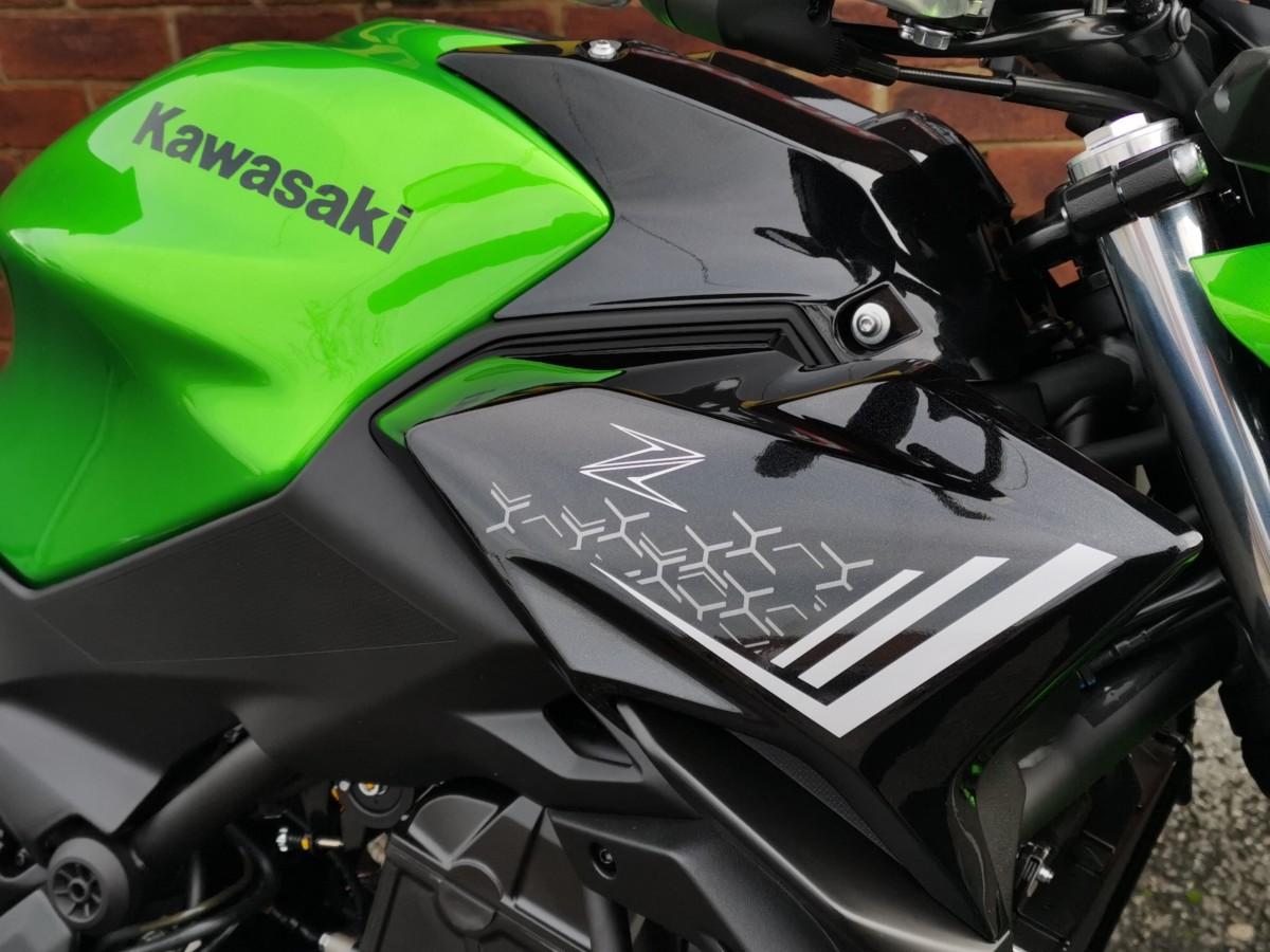 KAWASAKI Z650  ER650FLFA 2020