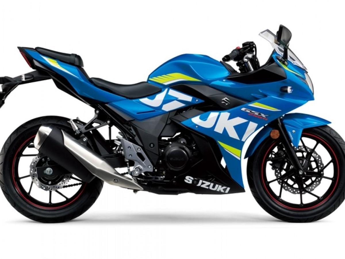 2019 Suzuki GSX250R