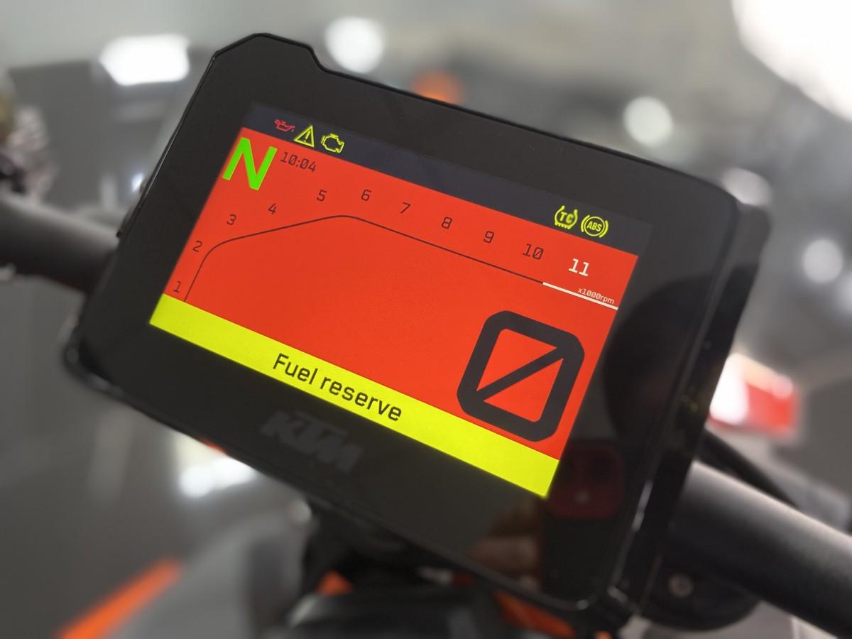 KTM 1290 SuperdukeR MY21 2021