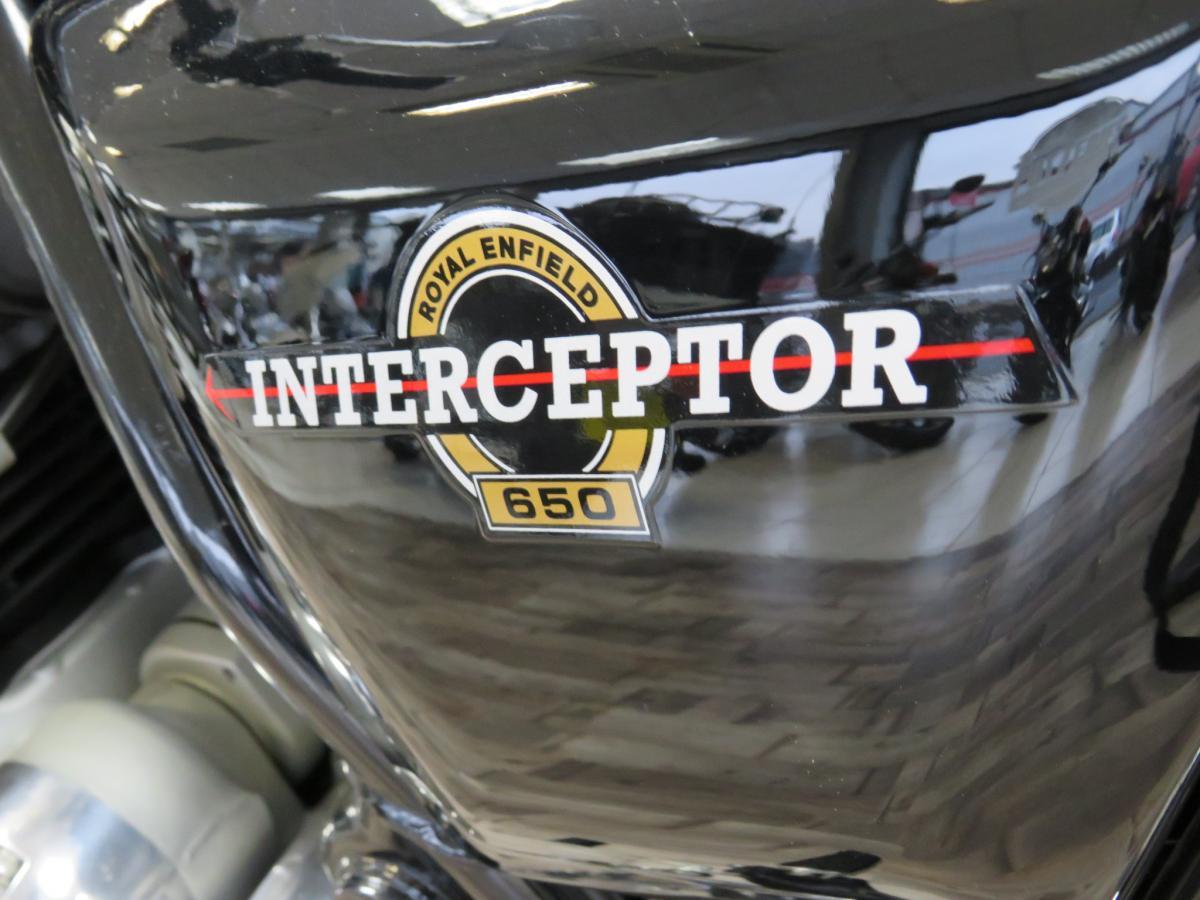 Royal Enfield INTERCEPTOR 650 2020