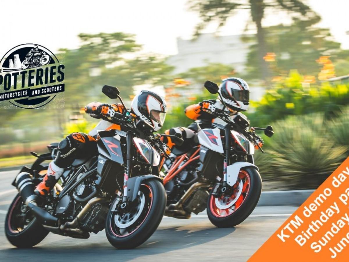 2019 KTM 390 Duke MY19