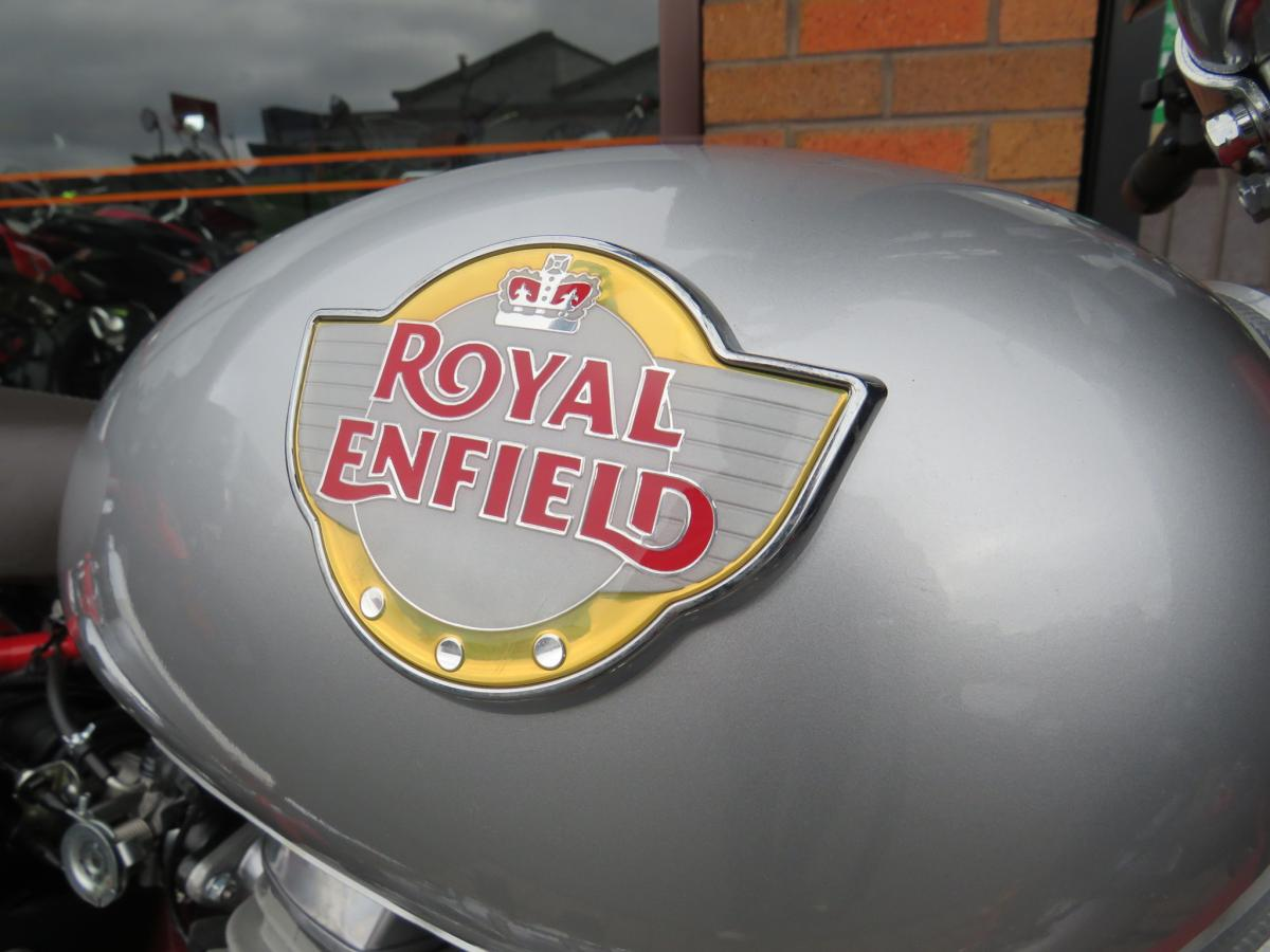 Royal Enfield 500 TRIALS 2020