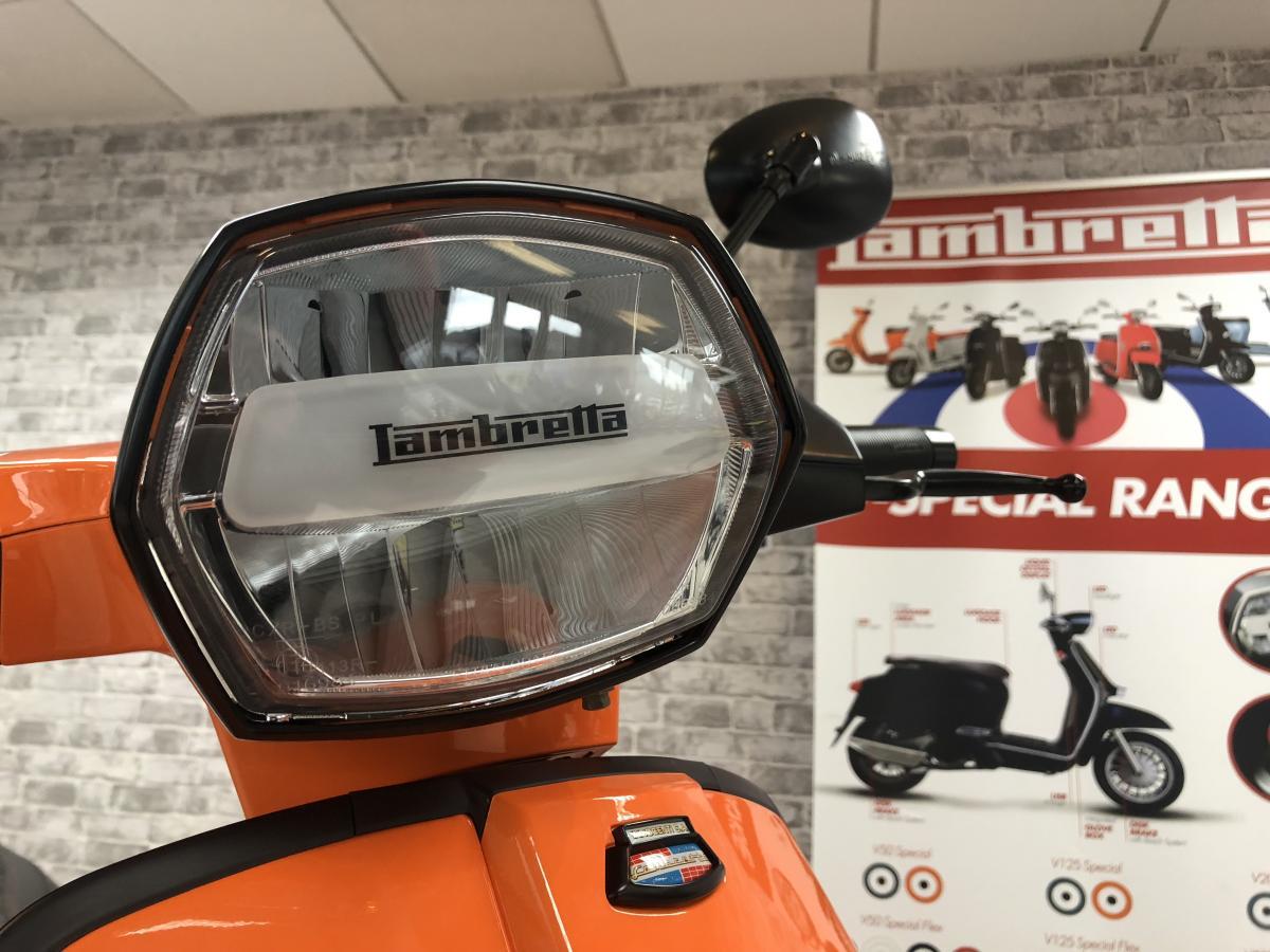 Lambretta V200 2020