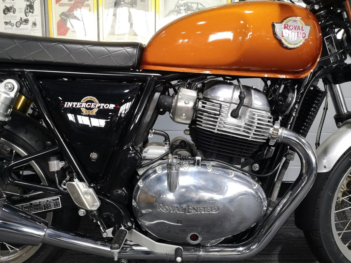 Royal Enfield INTERCEPTOR 650 2020