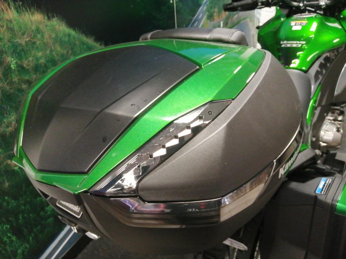 Kawasaki KLZ1000 VERSYS SE GT 2020