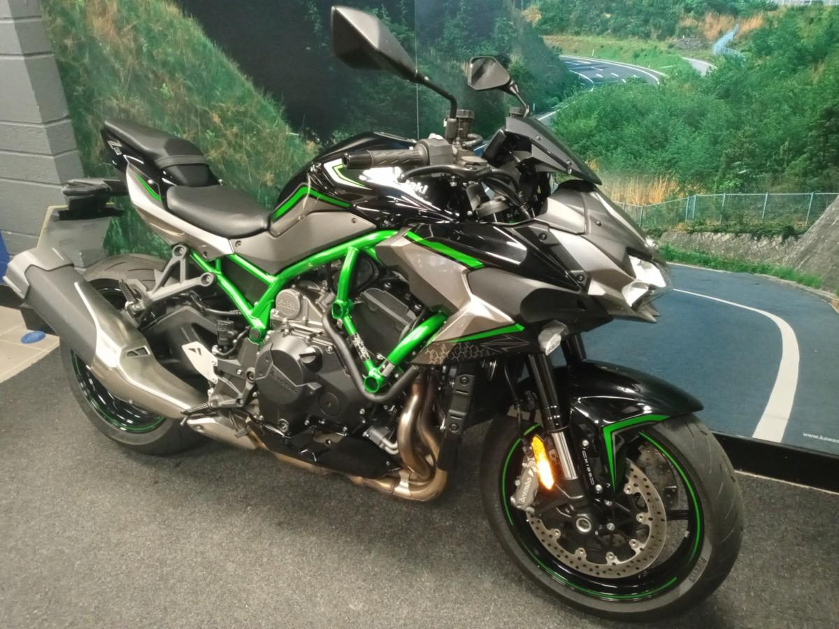 Kawasaki ZH2  KLFB 2020