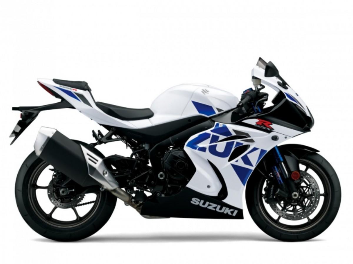 SUZUKI GSX-R1000 R 2021