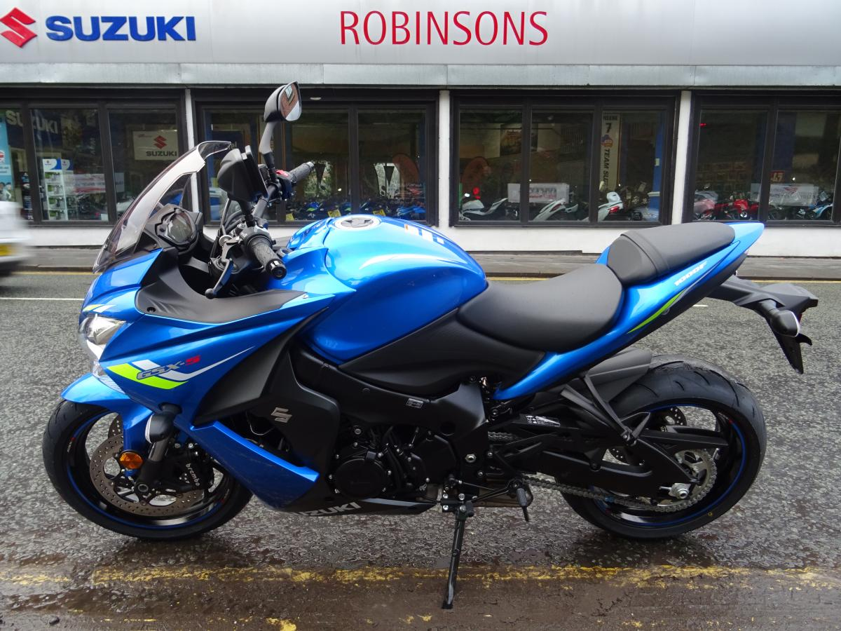 Suzuki GSXS1000FAL9 2020
