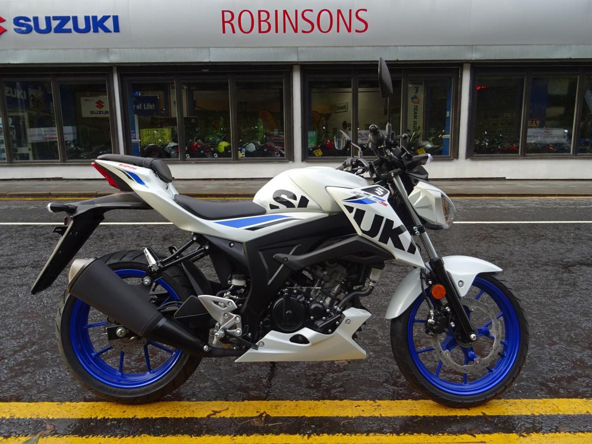 2020 Suzuki GSX-S125