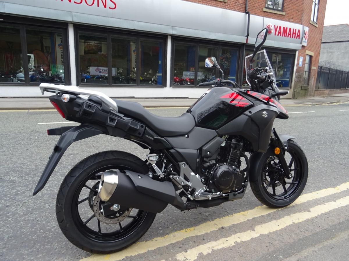 2019 Suzuki DL250 V-STROM