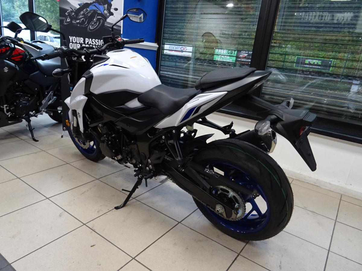 2020 Suzuki GSXS750AL9