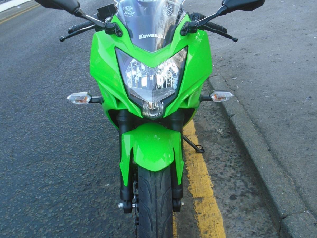 2016 Kawasaki 250 NINJA