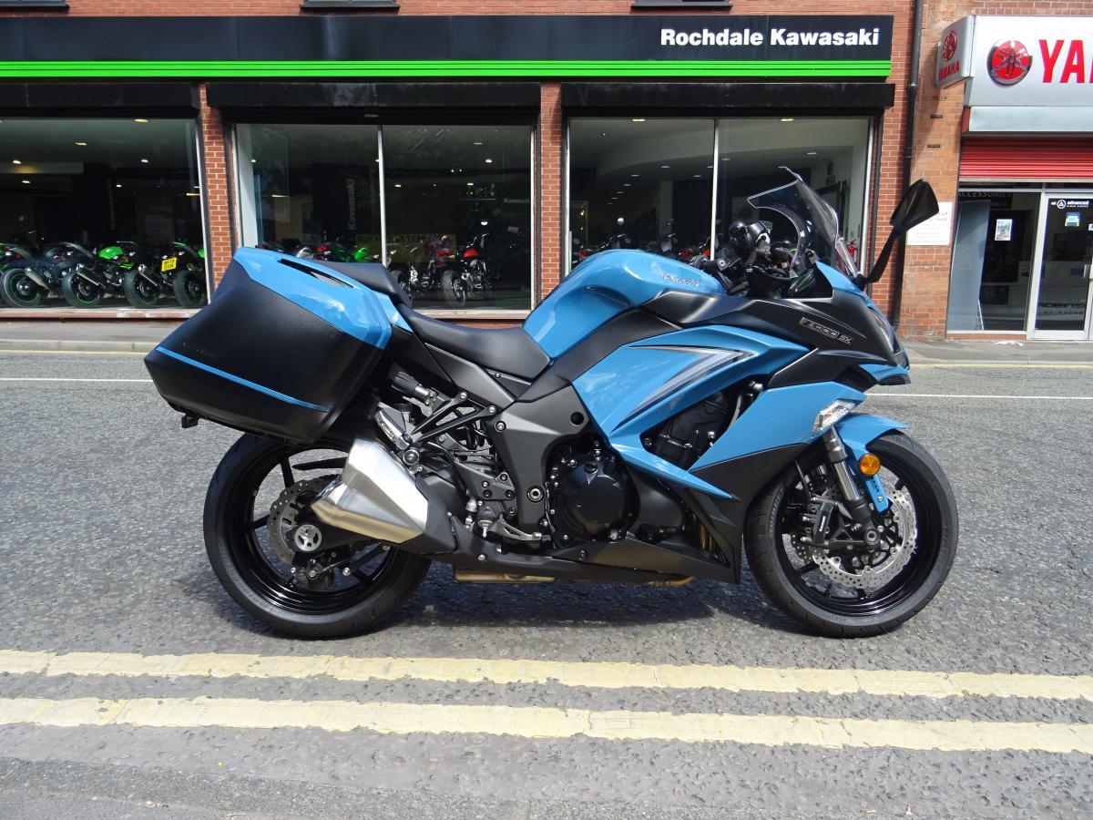 2019 Kawasaki Z1000SX ABS