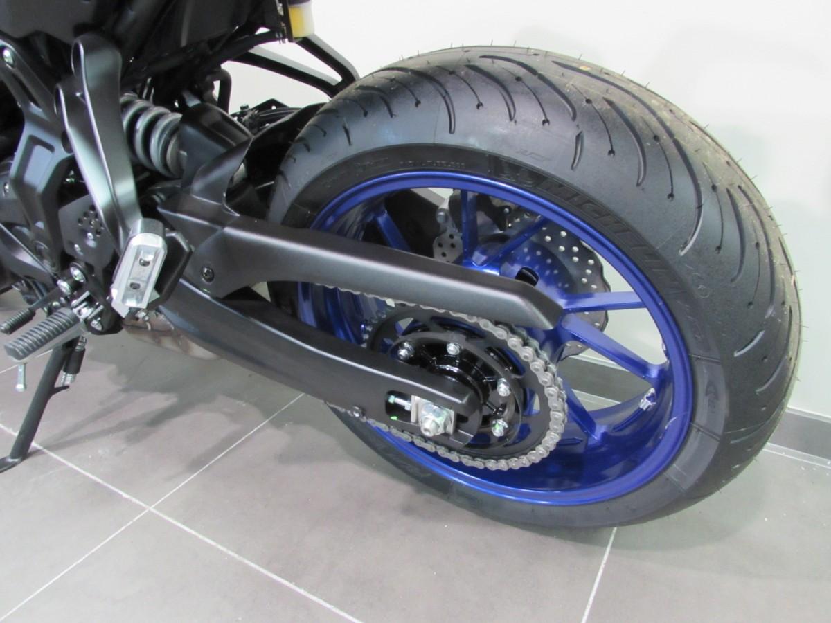 Yamaha Tracer 700 2021