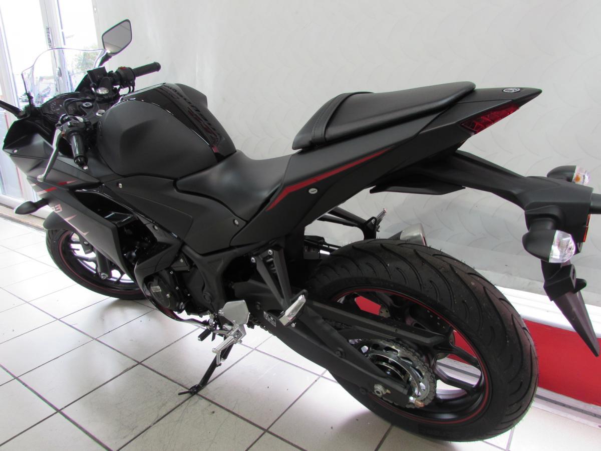 Yamaha YZF-R3 2021