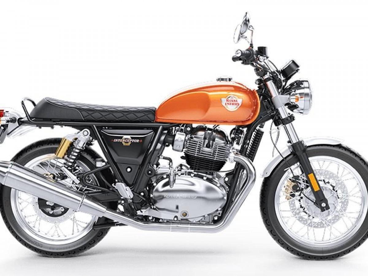 Ex Demo Royal Enfield Interceptor 650 For Sale Motorcyclefinder