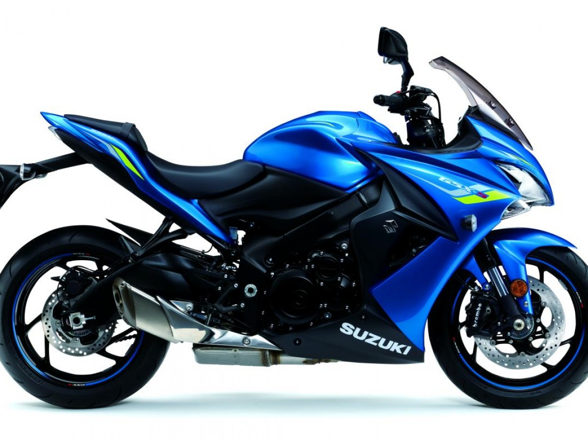 2019 Suzuki GSXS1000FAL9