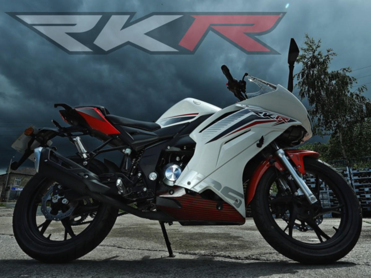 Keeway RKR 125 2020